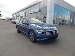 New 2020 Volkswagen Jetta 1.4T SEL w/ULEV Sedan 3VWEB7BU6LM073784 LM073784 for sale in Tulsa, OK