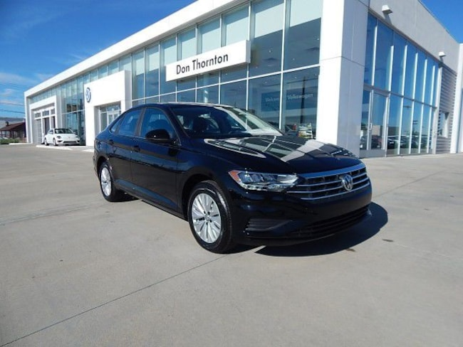 New 2019 Volkswagen Jetta 1.4T S w/ULEV Sedan for sale in Tulsa, OK