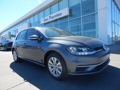 New 2020 Volkswagen Golf 1.4T TSI Hatchback 3VWG57AU3LM009073 VV4763 for sale in Tulsa, OK