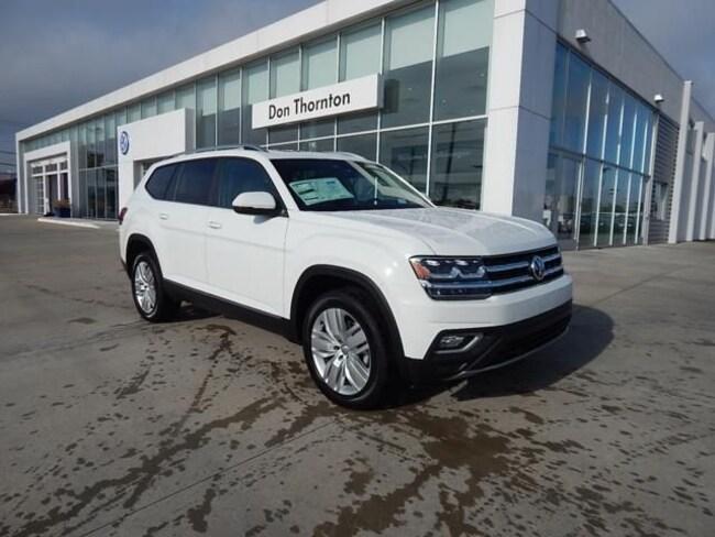 New 2019 Volkswagen Atlas 3.6L V6 SEL 4MOTION SUV for sale in Tulsa, OK