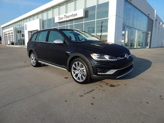 New 2019 Volkswagen Golf Alltrack TSI SEL 4MOTION Wagon 3VWH17AU1KM502619 V4092 for sale in Tulsa, OK