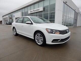 New 2019 Volkswagen Passat 2.0T Wolfsburg Edition Sedan for sale in Tulsa, OK
