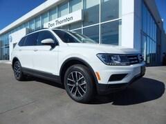 New 2021 Volkswagen Tiguan 2.0T SE SUV 3VV3B7AX2MM088176 MM088176 for sale in Tulsa, OK