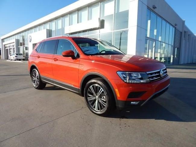 New 2019 Volkswagen Tiguan 2.0T SEL SUV for sale in Tulsa, OK
