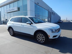 New 2021 Volkswagen Tiguan 2.0T S SUV for sale in Tulsa, OK