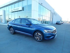 New 2020 Volkswagen Jetta 1.4T SEL w/ULEV Sedan 3VWE57BU4LM084533 LM084533 for sale in Tulsa, OK