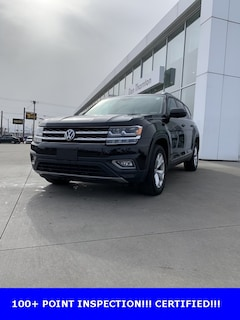 Certified Pre-Owned 2018 Volkswagen Atlas 3.6L V6 SEL SUV
