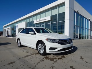 New 2019 Volkswagen Jetta 1.4T S w/ULEV Sedan 3VWCB7BU3KM185903 V4161 for sale in Tulsa, OK