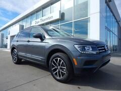 New 2021 Volkswagen Tiguan 2.0T SE SUV 3VV3B7AX1MM038286 MM038286 for sale in Tulsa, OK
