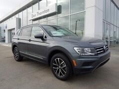 New 2021 Volkswagen Tiguan 2.0T SE SUV 3VV3B7AXXMM054048 MM054048 for sale in Tulsa, OK