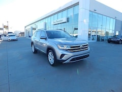 New 2021 Volkswagen Atlas 3.6L V6 SE w/Technology (2021.5) SUV 1V2JR2CA9MC538211 MC538211 for sale in Tulsa, OK