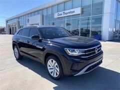 New 2022 Volkswagen Atlas Cross Sport 2.0T SE w/Technology SUV for sale in Tulsa, OK