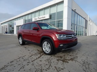 New 2019 Volkswagen Atlas 3.6L V6 SE w/Technology SUV 1V2WR2CA2KC561039 V4120 for sale in Tulsa, OK