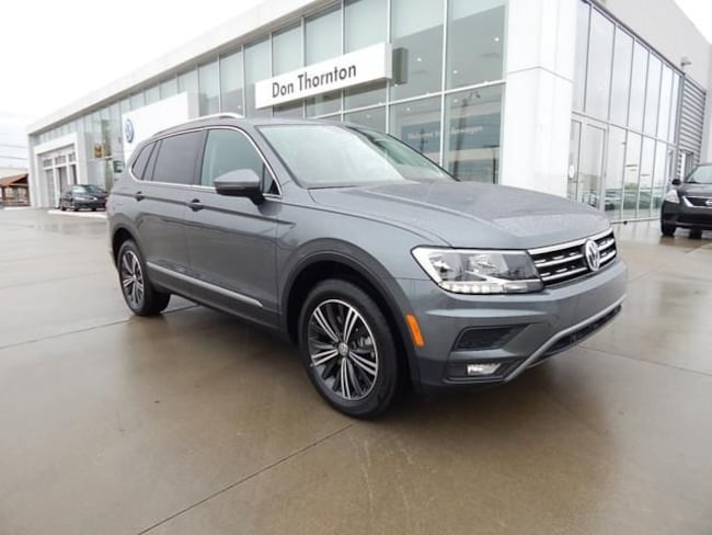 New 2019 Volkswagen Tiguan 2.0T SEL 4MOTION SUV for sale in Tulsa, OK