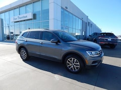 New 2021 Volkswagen Tiguan 2.0T S SUV 3VV1B7AX0MM022023 MM022023 for sale in Tulsa, OK