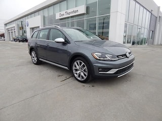 New 2019 Volkswagen Golf Alltrack TSI SEL 4MOTION Wagon 3VWH17AU3KM502119 V4015 for sale in Tulsa, OK