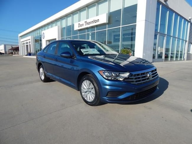 New 2019 Volkswagen Jetta 1.4T S Sedan for sale in Tulsa, OK