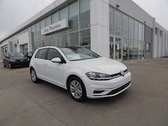 New 2021 Volkswagen Golf 1.4T TSI Hatchback 3VWW57AUXMM007429 MM007429 for sale in Tulsa, OK