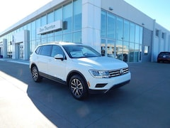 New 2021 Volkswagen Tiguan 2.0T S SUV 3VV1B7AXXMM012972 MM012972 for sale in Tulsa, OK