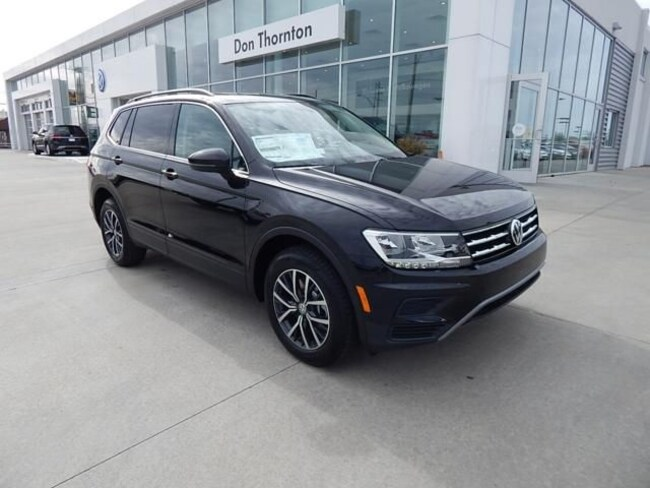 Vw For Sale >> New 2019 Volkswagen Tiguan For Sale At Don Thornton Volkswagen
