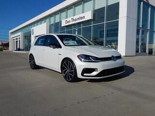 New 2019 Volkswagen Golf R 2.0T w/DCC & Navigation 4MOTION Hatchback WVWVA7AU6KW179559 V4198 for sale in Tulsa, OK