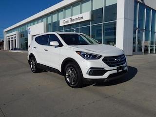 2018 Hyundai Santa Fe Sport 2.4L SUV 5XYZTDLB1JG566666 W2129