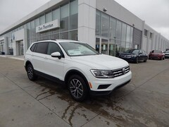 New 2021 Volkswagen Tiguan 2.0T S SUV 3VV1B7AX6MM017814 MM017814 for sale in Tulsa, OK