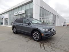 New 2021 Volkswagen Tiguan 2.0T S SUV 3VV1B7AX5MM017352 MM017352 for sale in Tulsa, OK