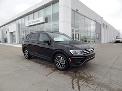 New 2021 Volkswagen Tiguan 2.0T S SUV 3VV1B7AX5MM017481 MM017481 for sale in Tulsa, OK