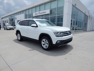 New 2019 Volkswagen Atlas 3.6L V6 SE 4MOTION SUV 1V2LR2CA5KC572328 V4175 for sale in Tulsa, OK