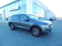 New 2021 Volkswagen Tiguan 2.0T S SUV 3VV1B7AX6MM012564 MM012564 for sale in Tulsa, OK