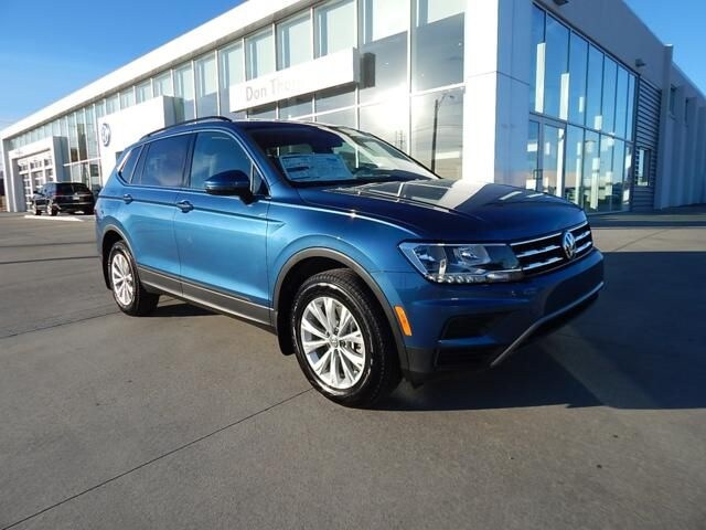New 2019 Volkswagen Tiguan For Sale At Don Thornton Volkswagen Of Tulsa Vin 3vv2b7ax8km014155