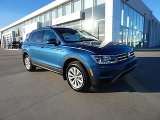 New 2019 Volkswagen Tiguan 2.0T SE 4MOTION SUV 3VV2B7AX8KM014155 V4007 for sale in Tulsa, OK