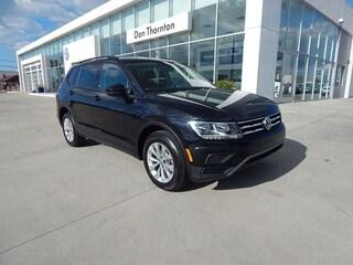 New 2019 Volkswagen Tiguan 2.0T S SUV for sale in Tulsa, OK