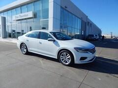 New 2020 Volkswagen Passat 2.0T SE Sedan 1VWSA7A38LC024439 LC024439 for sale in Tulsa, OK