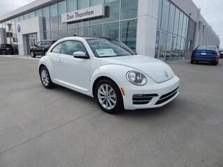 New 2019 Volkswagen Beetle 2.0T SE Hatchback 3VWJD7AT3KM707410 V4010 for sale in Tulsa, OK