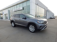 New 2021 Volkswagen Atlas 3.6L V6 SEL 4MOTION (2021.5) SUV 1V2BR2CA5MC556824 MC556824 for sale in Tulsa, OK