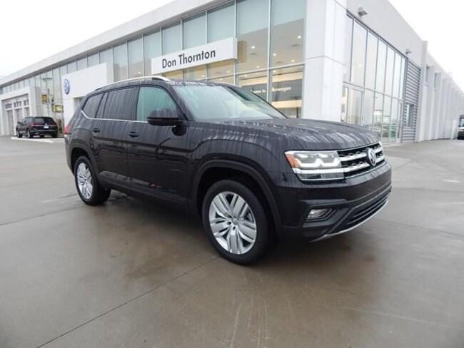 New 2019 Volkswagen Atlas 3.6L V6 SE w/Technology 4MOTION SUV for sale in Tulsa, OK