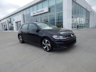 New 2019 Volkswagen Golf GTI 2.0T Autobahn Hatchback 3VW6T7AUXKM013671 V4110 for sale in Tulsa, OK
