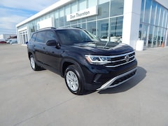New 2021 Volkswagen Atlas 2.0T S SUV for sale in Tulsa, OK