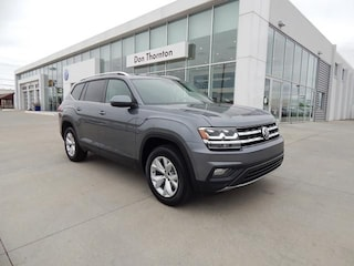 New 2019 Volkswagen Atlas 3.6L V6 SE SUV for sale in Tulsa, OK