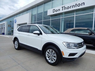 New 2019 Volkswagen Tiguan 2.0T S SUV for sale in Tulsa, OK