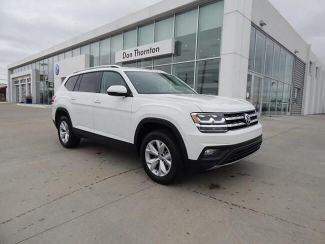 New 2019 Volkswagen Atlas 3.6L V6 SE SUV for sale in Tulsa, OK
