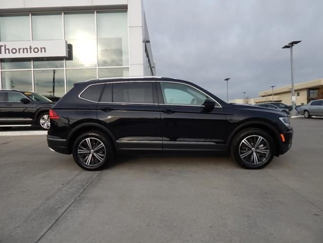 New 2019 Volkswagen Tiguan For Sale at Don Thornton Volkswagen of Tulsa | VIN: 3VV2B7AX9KM087146