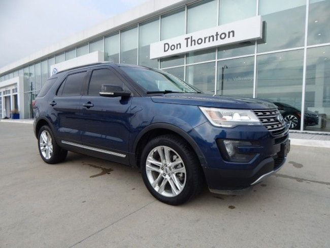 2016 Ford Explorer For Sale >> Used 2016 Ford Explorer For Sale At Don Thornton Volkswagen Of