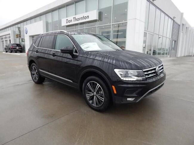 New 2019 Volkswagen Tiguan 2.0T SEL 4MOTION SUV for sale in Tulsa, OK