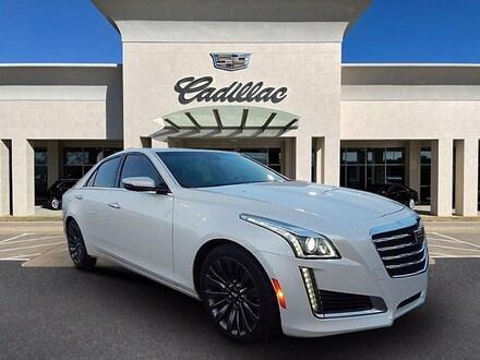 2017 CADILLAC CTS Luxury RWD Car