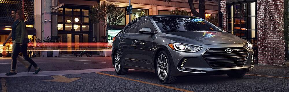 The All-New 2017 Hyundai Elantra at Don Valley North Hyundai