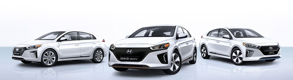 2017 Hyundai IONIQ - Defy Convention. Define Different.