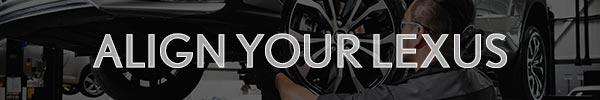 Align your Lexus